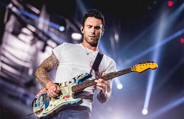 Maroon 5 é praticamente outra banda em 2º show no Rock in Rio