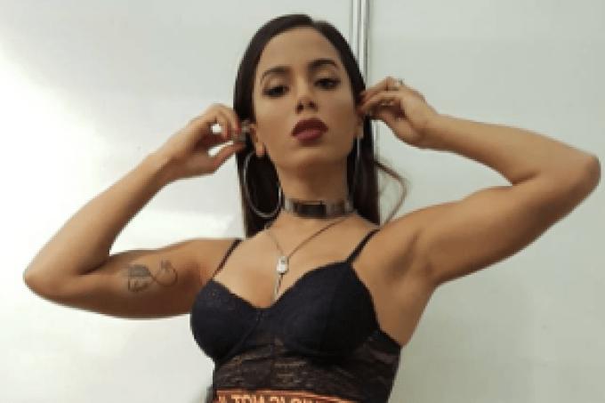 Anitta – Cinto