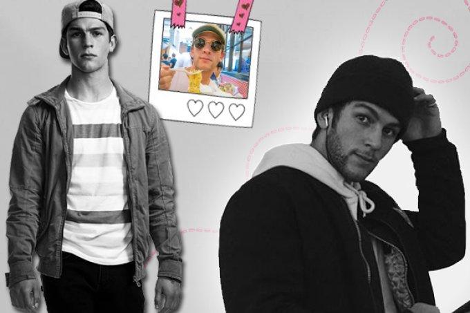 Crush da Semana: Rahart Adams, o garoto de lugar nenhum