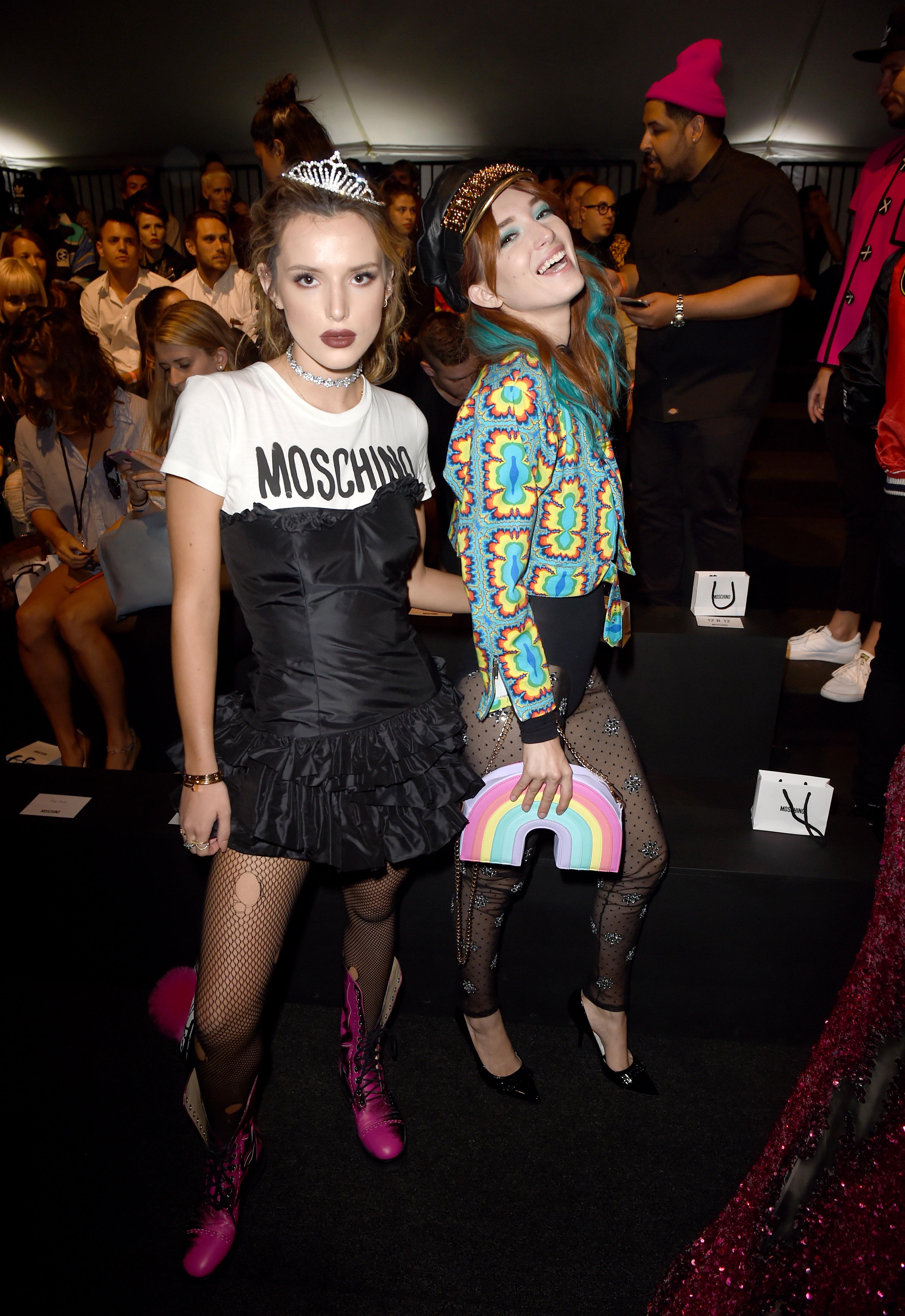 bella-thorne-famosas-que-usaram-camiseta-em-look-festa