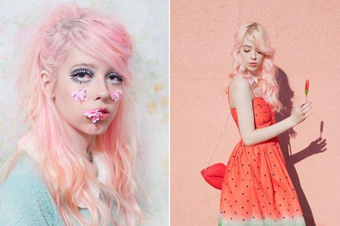 Instagram da Leitora: o mundo cor de rosa de Kailey Flyte