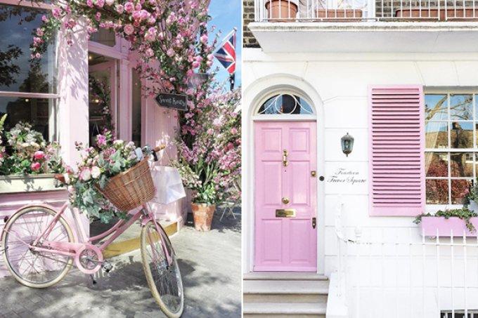Instagram da Leitora: Magdalena e seu vício por portas e janelas