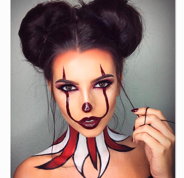 make halloween it