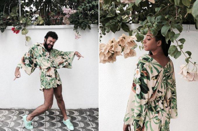Blog da Galera: a tendência da moda desconstruída e empoderadora