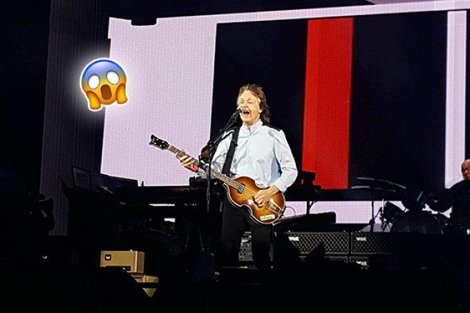 Blog da Galera: Minha aventura para ver o show do Paul McCartney