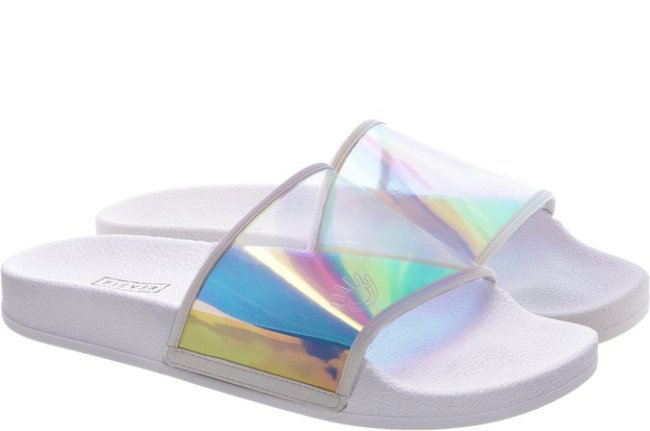 slide holográfico