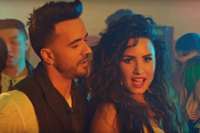 demi-lovato-luis-fonsi-lancam-reggaeton-echame-la-culpa