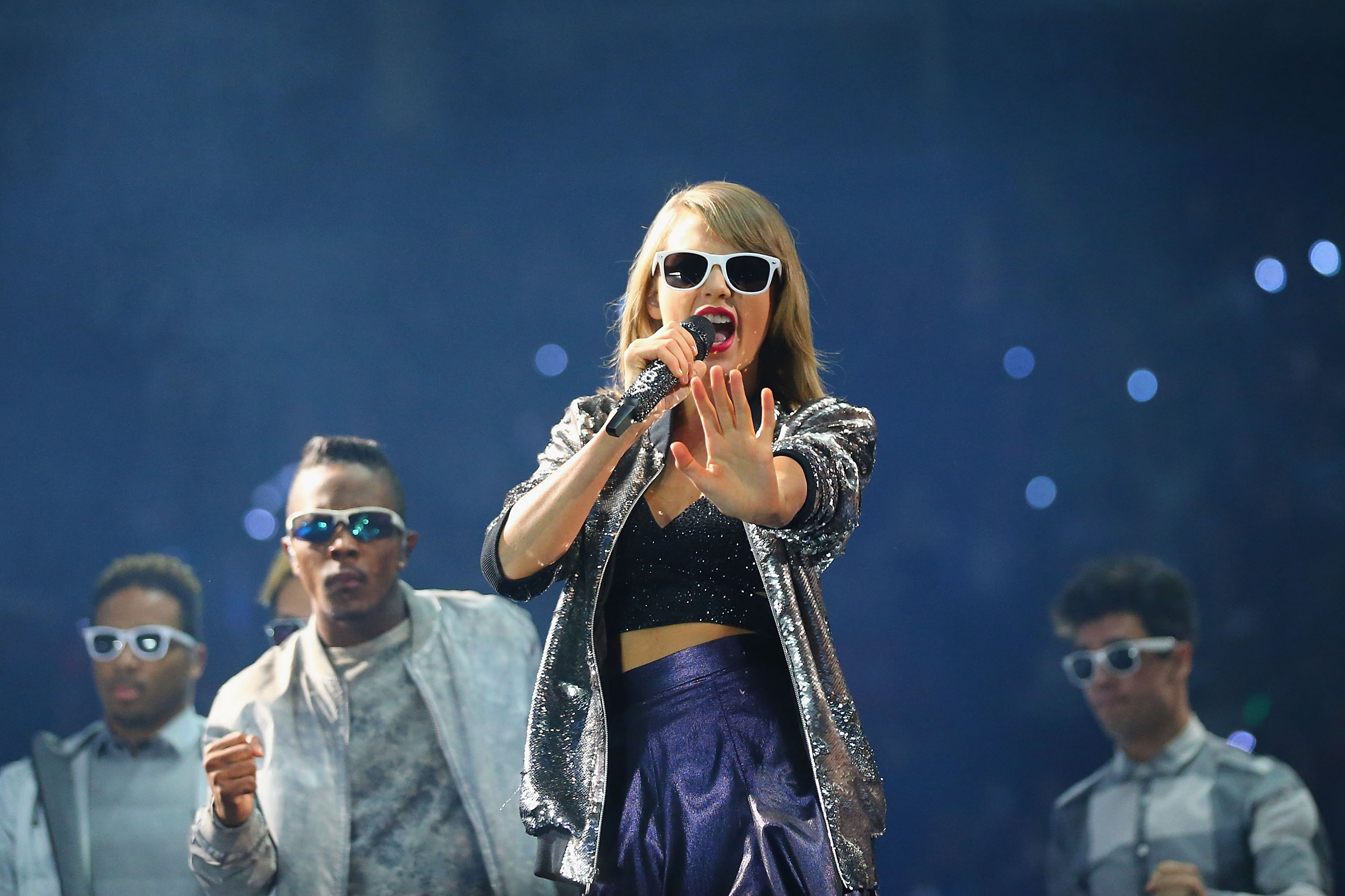 Taylor Swift The 1989 World Tour Live In St. Louis