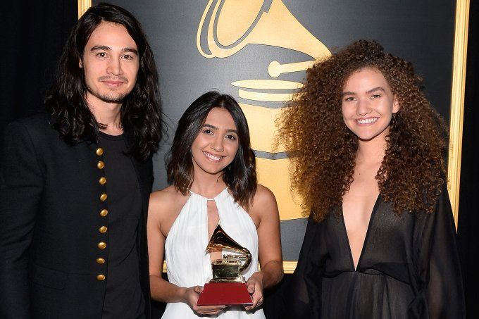 The 18th Annual Latin Grammy Awards – Premiere Ceremony