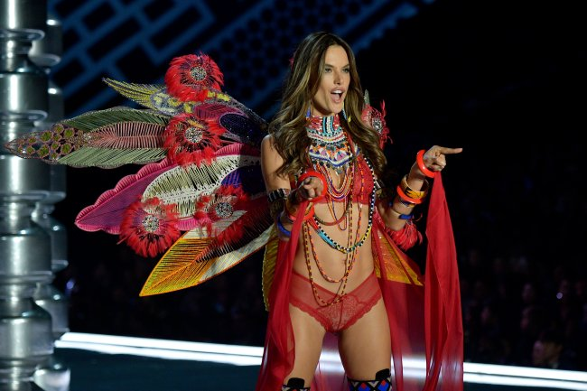 2017 Victoria's Secret Fashion Show In Shanghai