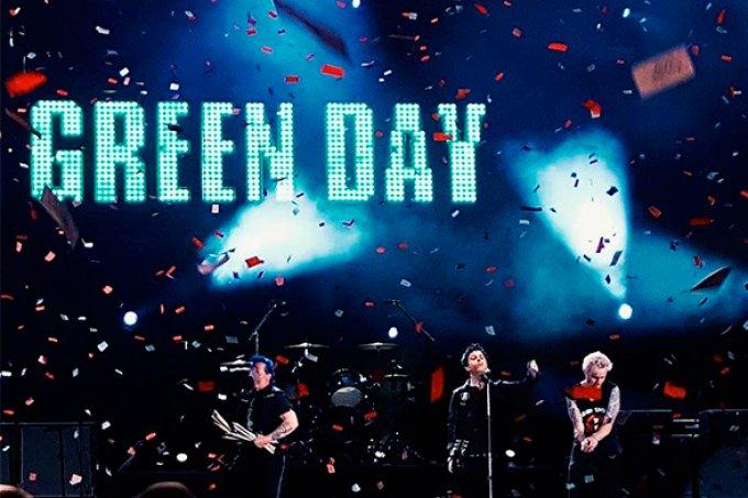 Show do Green Day em SP é a revolução do punk por meio do amor