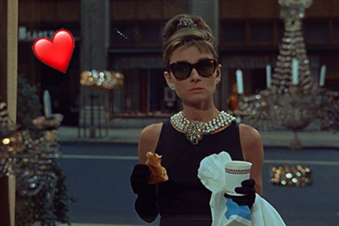Agora é possível tomar café da manhã na Tiffany's!