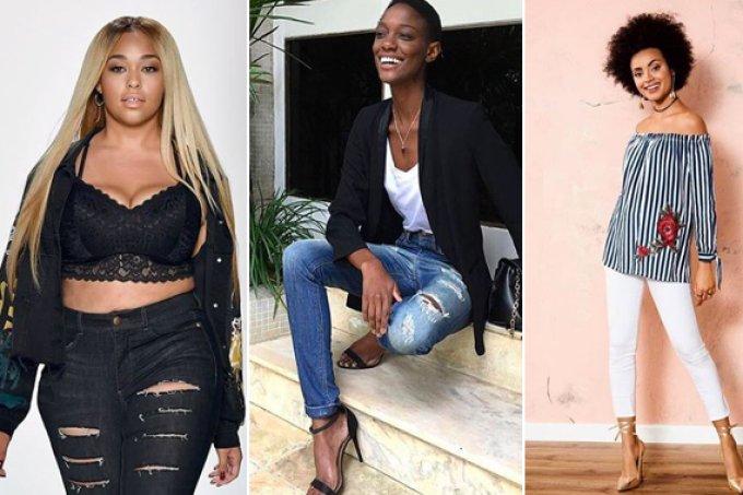 modelos negras para seguir no insta