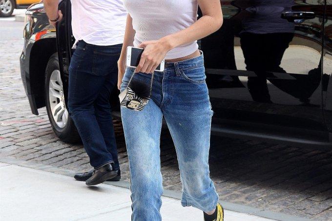 Gigi Hadid (tendências 2017)