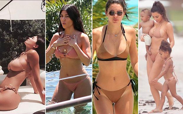 jenner-kardashian-biquini-nude