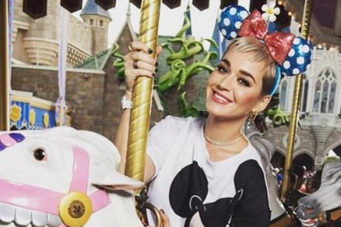 katy perry-disney