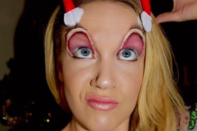 maquiagem-natalina