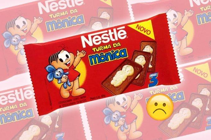Assessoria nega volta do chocolate da Turma da Mônica