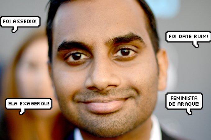 O assédio de Aziz: todo homem já cometeu, toda mulher já sofreu