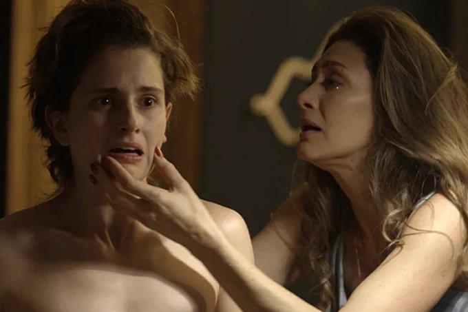 Ivan, interpretado por Carol Duarte, na novela A Força do Querer