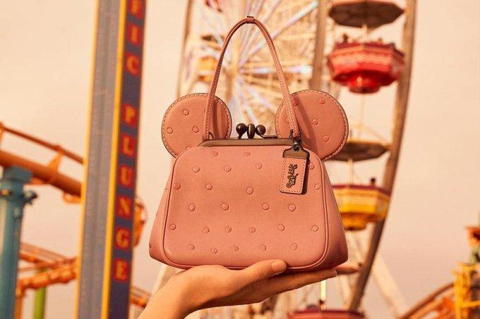 Minnie-mouse-coleção-coach