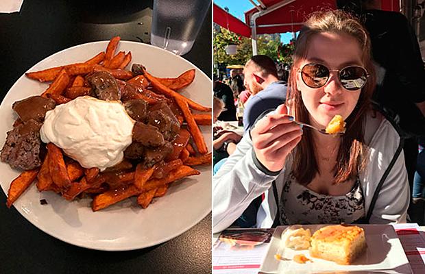 Diário de Intercâmbio: minhas comidas favoritas do Canadá!