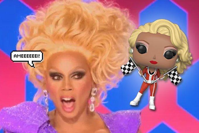 RuPaul's Drag Race ganha coleção especial (e divônica!) de Funkos