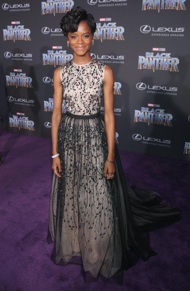 Letitia Wright-premier-pantera-negra