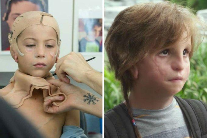 jacob-tremblay-mostra-processo-maquiagem-extraordinario