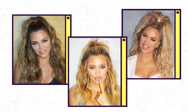 Khloe-Kardashian-penteados