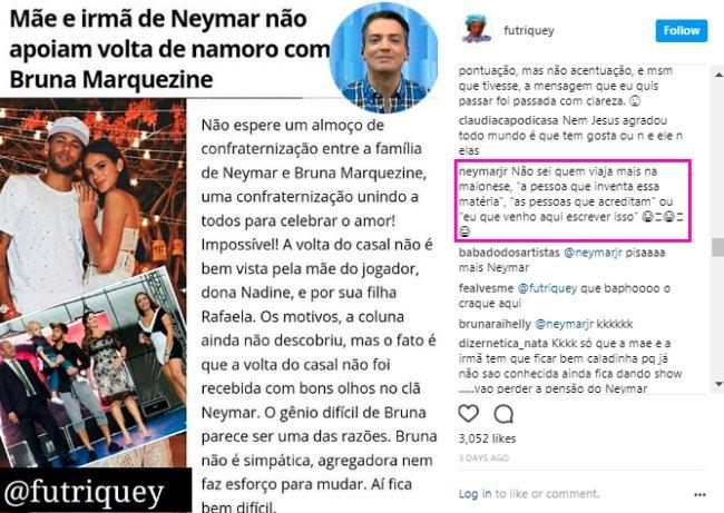 neymar-comenta-post-namoro-bruna-marquezine