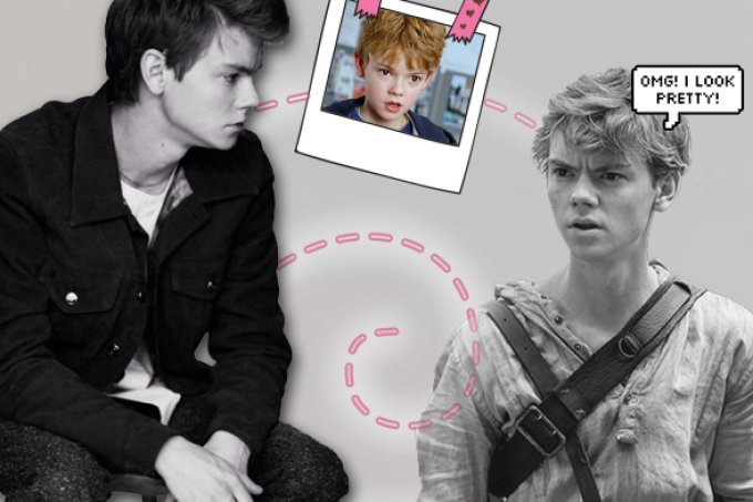 Crush da Semana: Please, Thomas Sangster, please! <3