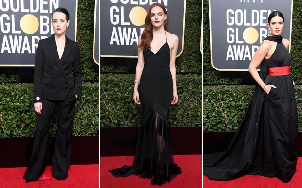 vestidos leiloados globo de ouro 2018 1