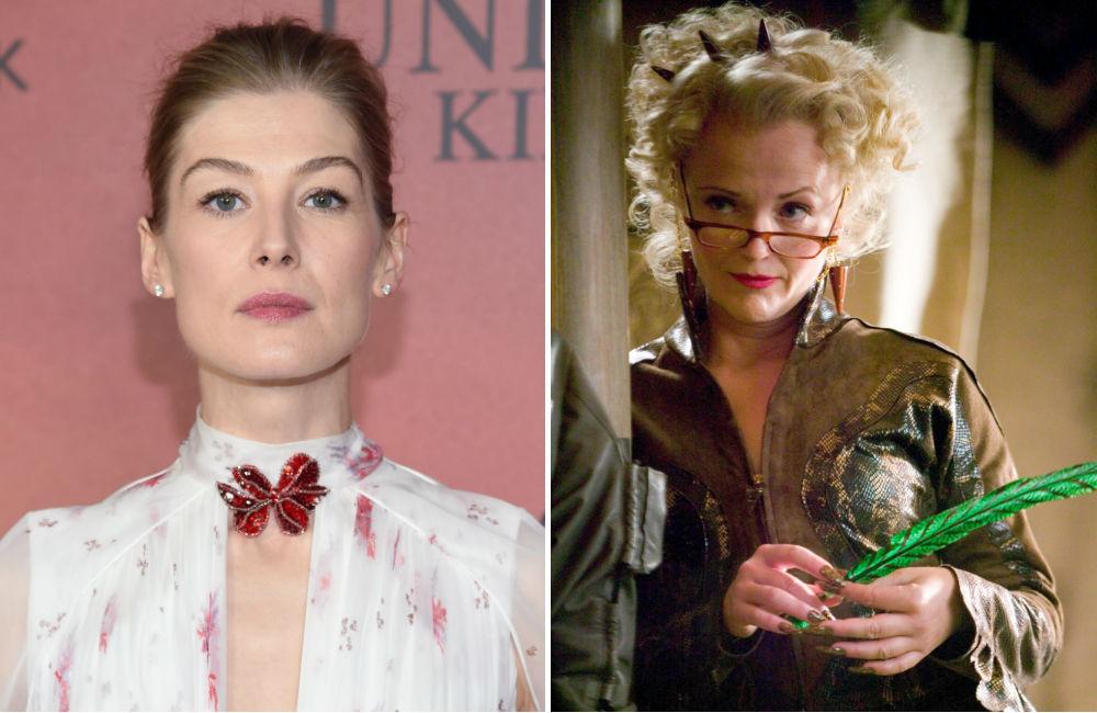 atores-que-recusaram-harry-potter-rosamund-pike-rita-skeeter