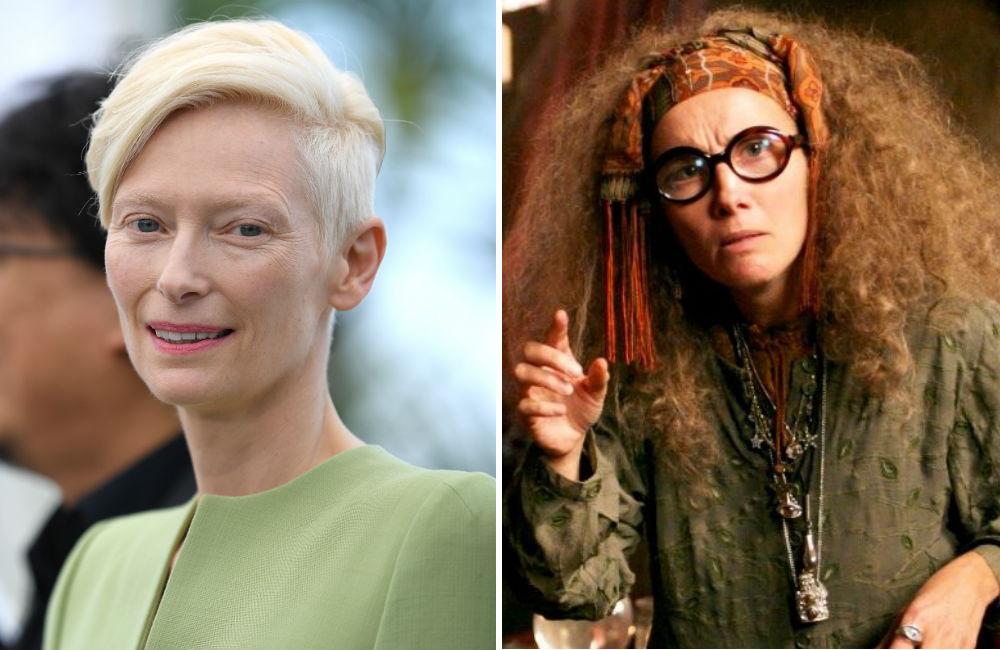 atores-que-recusaram-harry-potter-tilda-swinton-trelawney