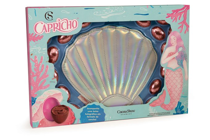 CAPRICHO+CACAU SHOW