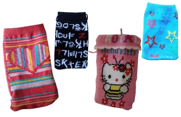 meias para celular
