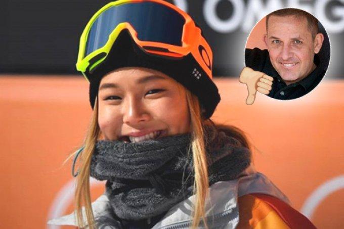 Jornalista é demitido após assediar campeã olímpica de 17 anos