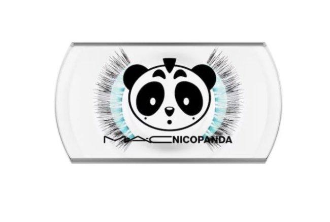 coleção-mac-nicopanda-cílios-postiços-