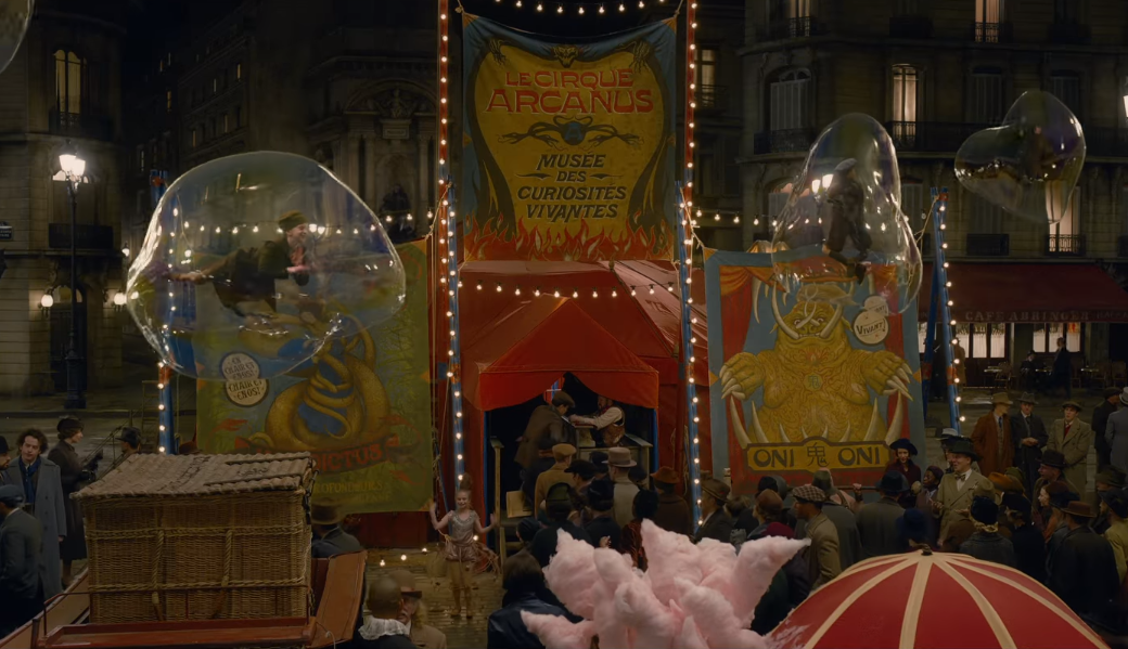 animais-fantasticos-os-crimes-de-grindelwald-circo