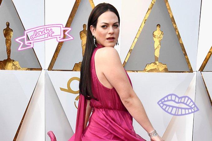 Daniela Vega é a primeira atriz transexual a apresentar um Oscar