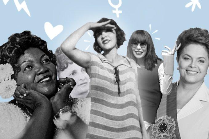 A linha do tempo do feminismo no Brasil de 1827 a 2018