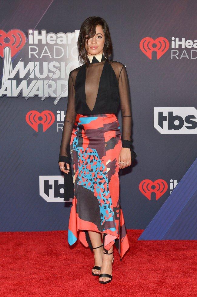 Camila Cabello -2018 iHeartRadio Music Awards