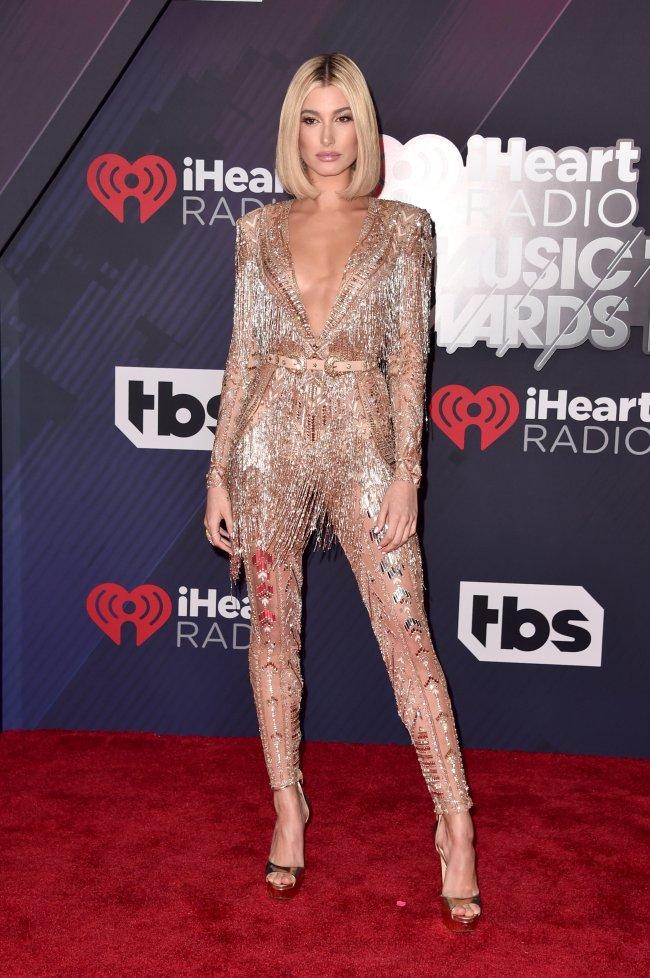 Hailey-Baldwin-2018-iHeartRadio-Music- Awards