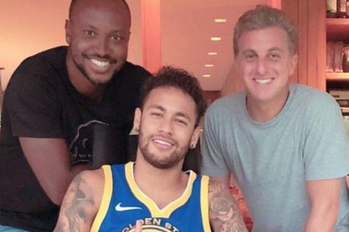 neymar-thiaguinho-luciano-huck-recuperacao-cirurgia