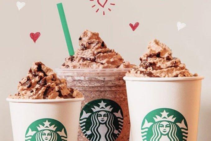 Novidade: bebidas de Páscoa chegam ao Starbucks Brasil!