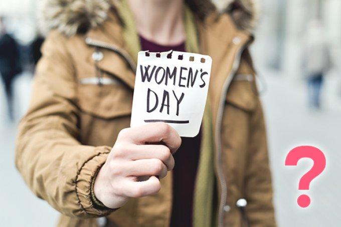 Você conhece a origem do Dia Internacional da Mulher?