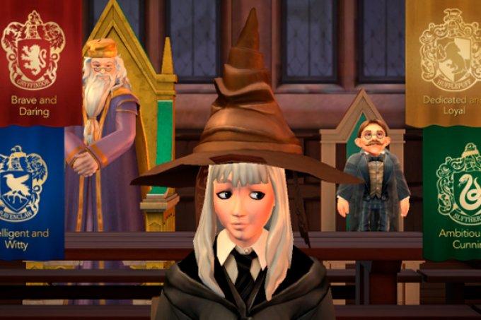 Jogo Harry Potter: Hogwarts Mystery