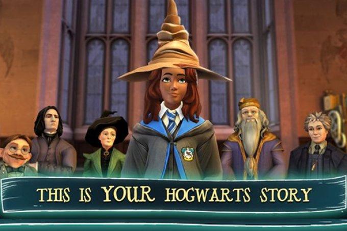 Agora é oficial! Harry Potter: Hogwarts Mystery ganha data de lançamento
