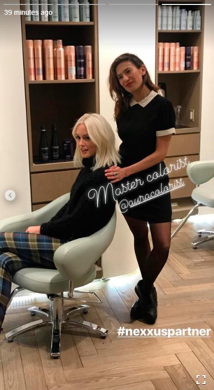 Leighton-Meester-cabelo-platinado